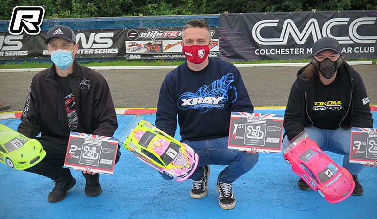 Wins for Jefferies & Askell at BRCA Nats Rd2