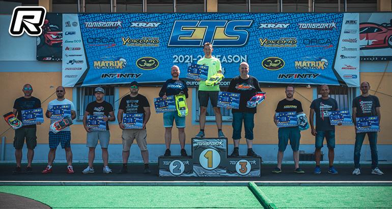 Völker wins big as ETS heads into season #14