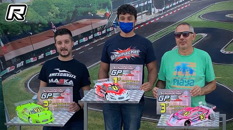 Schumacher GP Italy – Race Report
